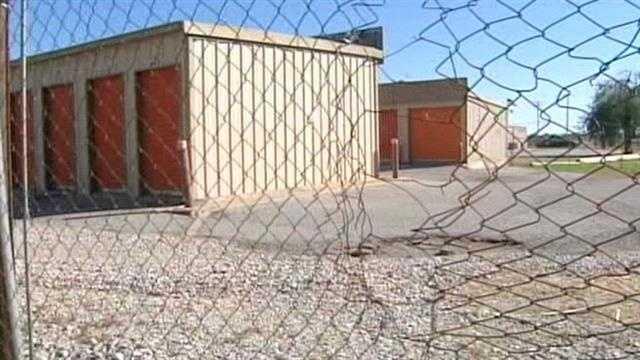 Shawnee storage unit thefts on rise, police say