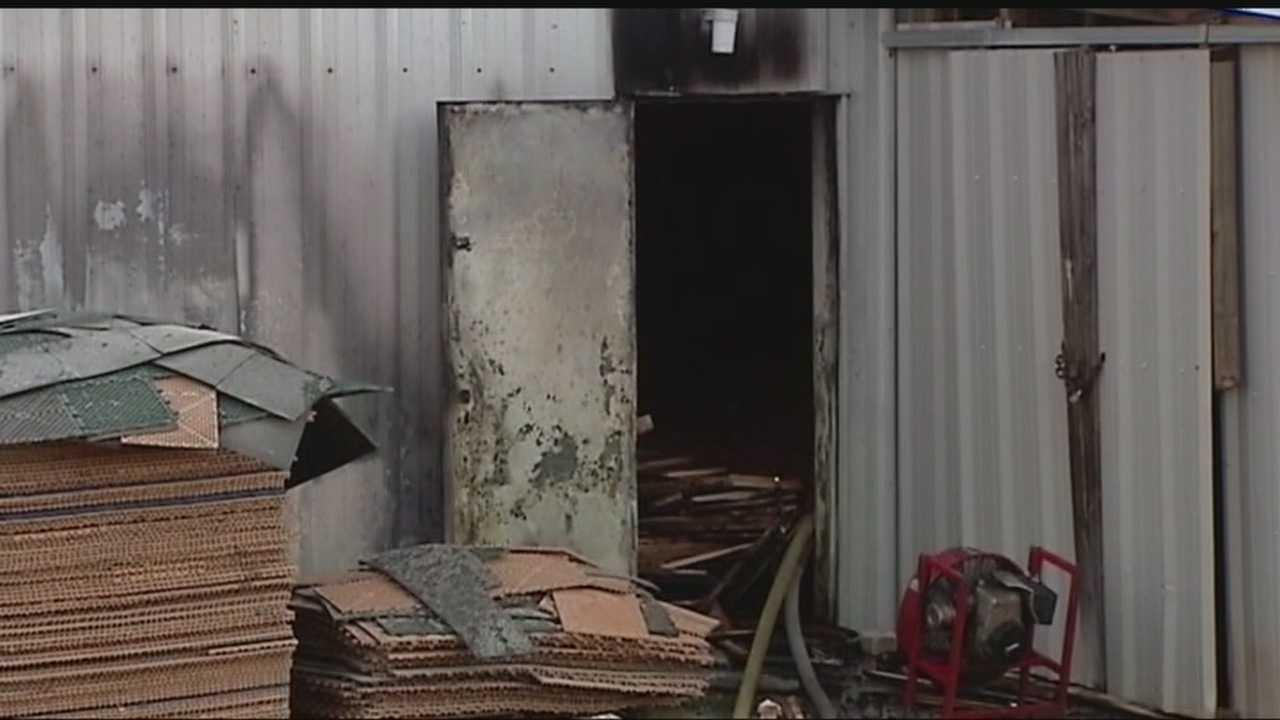 OKC gym evacuated due to blaze