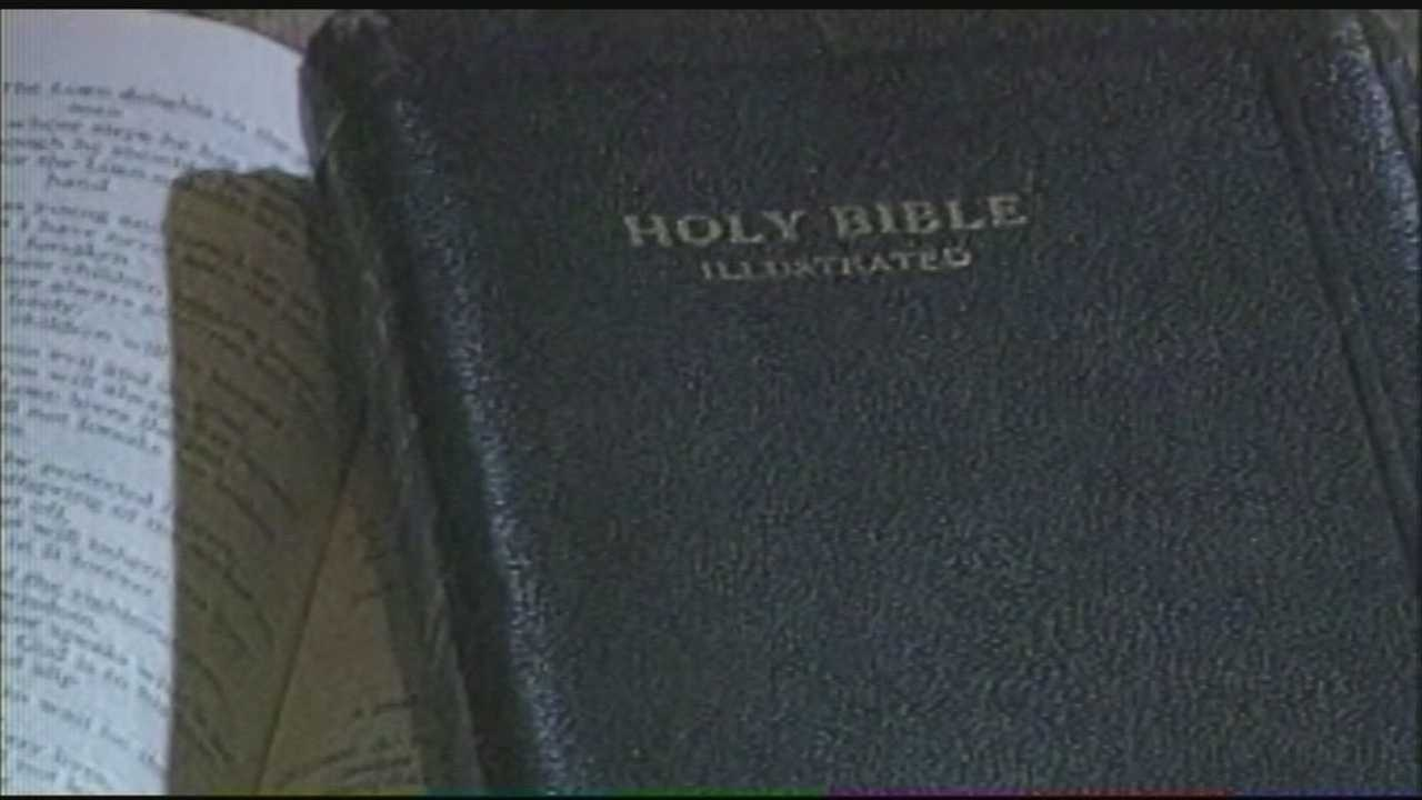 An Oklahoma school district is looking at a Bible class developed by Hobby Lobby.