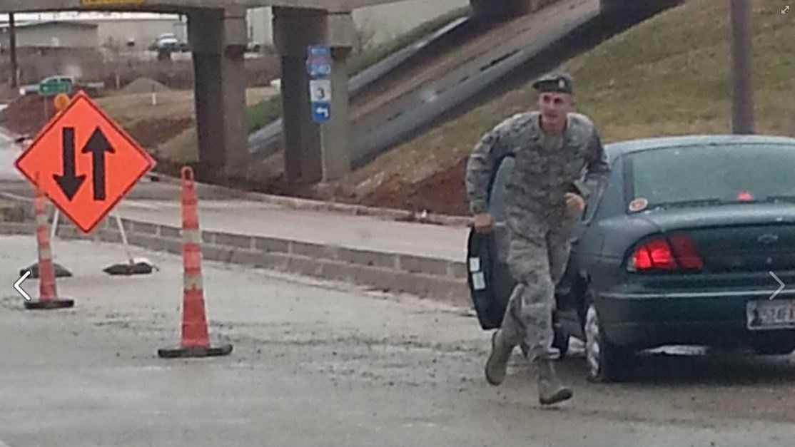 Airman's good deed goes viral via social media
