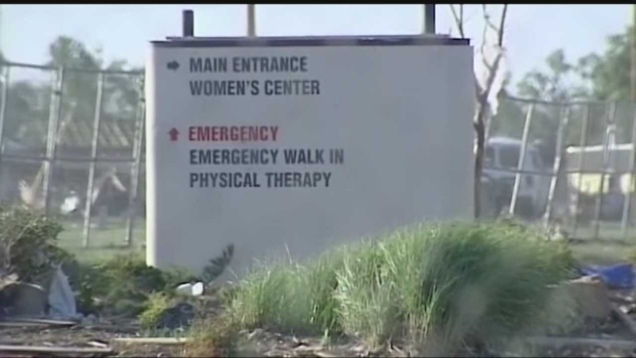 img-Temporary Moore Medical Center opens