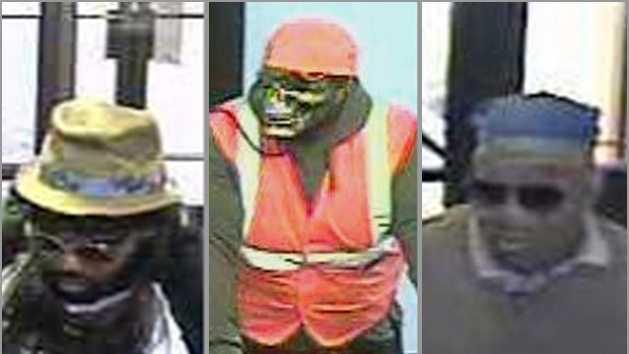 Reward increased for 'Back Fence Bandit' bank robber