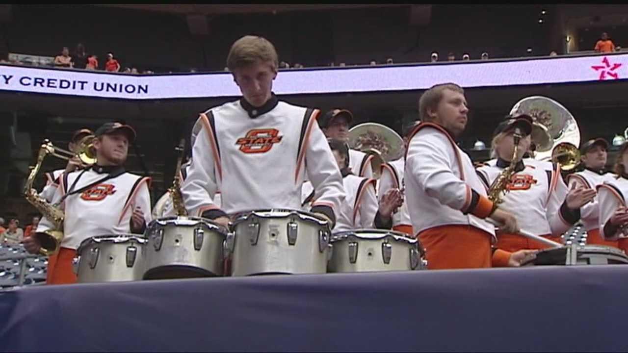 img-OSU marching band may play at Dallas Cowboys game