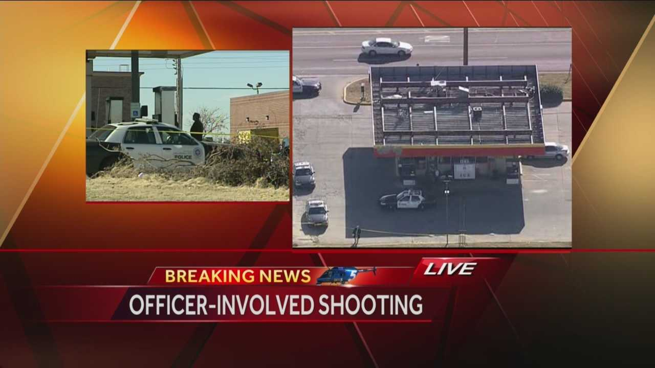 Officer involved in deadly shooting in NW Oklahoma City