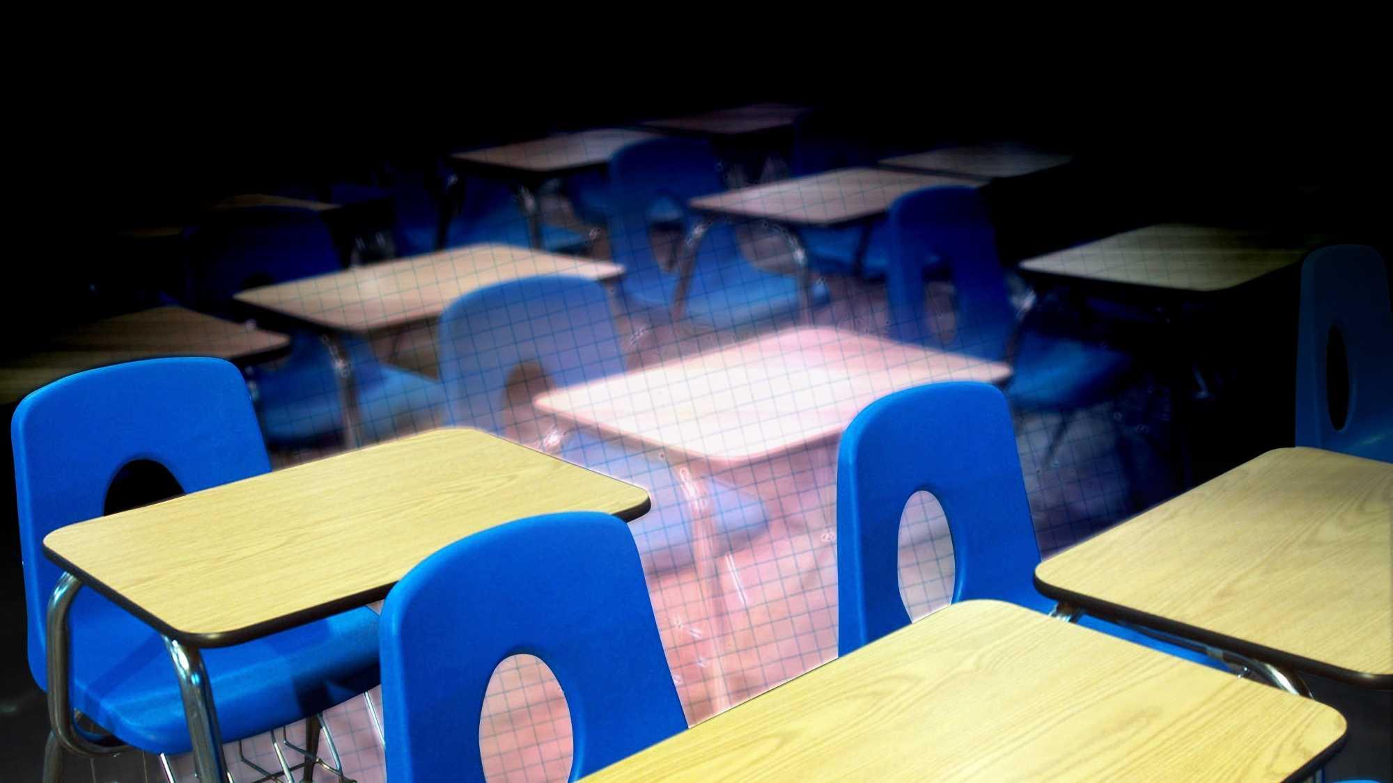 Generic Classroom Desks