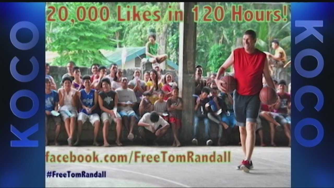 After nearly one month in a jail overseas a preacher with strong ties to Oklahoma has been freed. Tom Randall was accused of child molestation and thrown in jail in the Philippians.