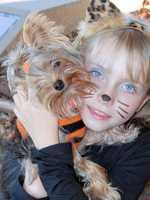 Ashleigh with Buddy in Stillwater