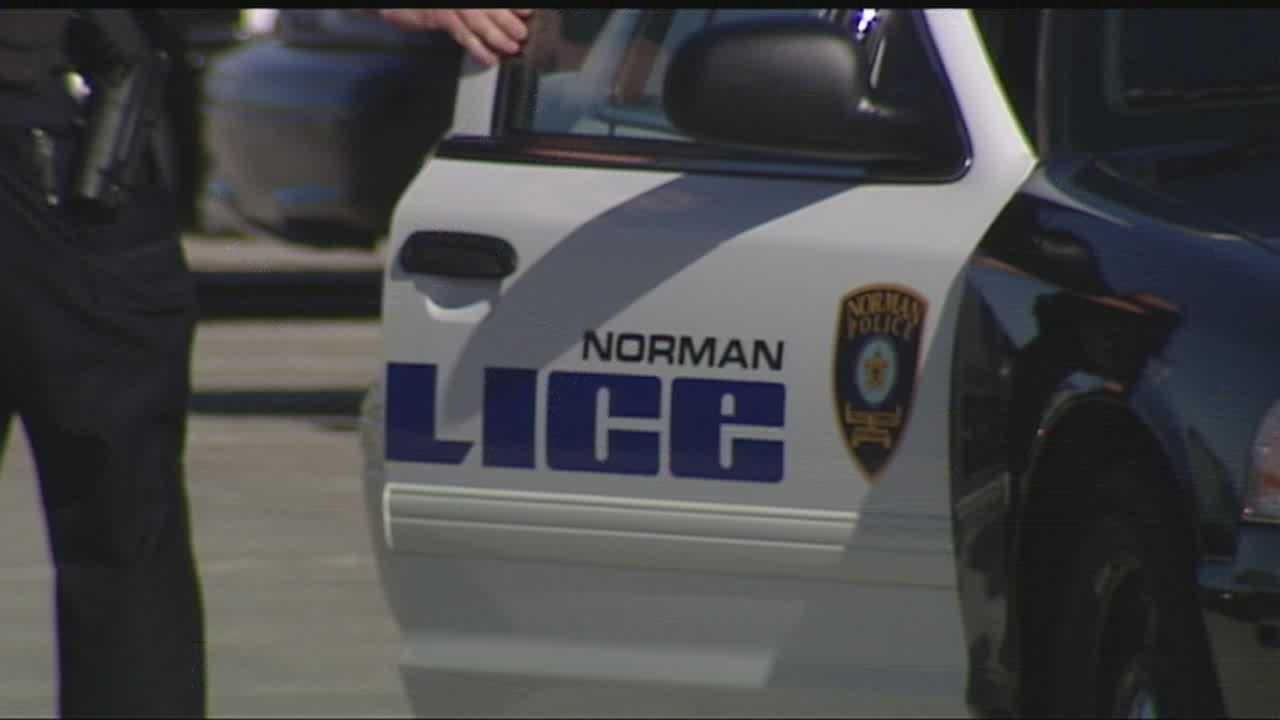 Norman law enforcement break-ins