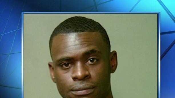 Christopher Benson was arrested on suspicion of first-degree murder.