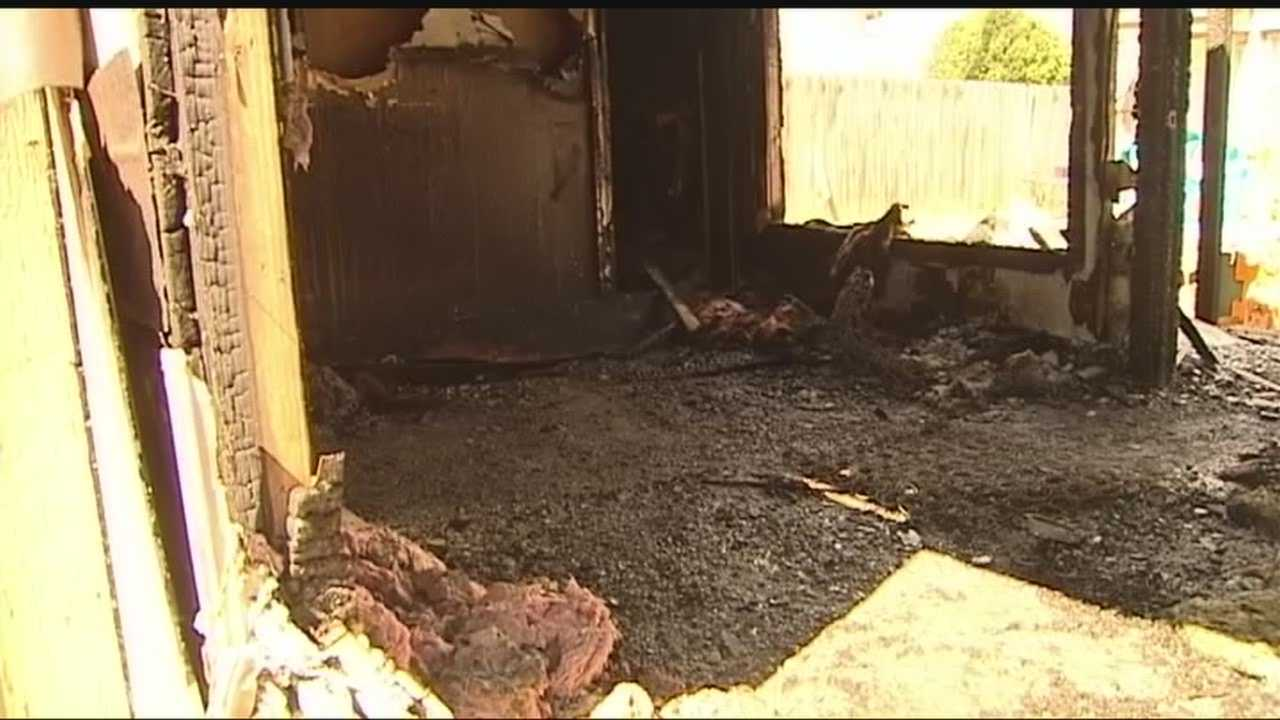 4 kids safe after early morning fire