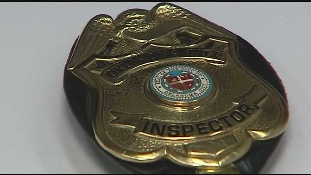Police say a man was impersonating a police officer and trying to pull someone over.