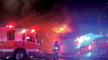 4-alarm fire hits Oklahoma City business