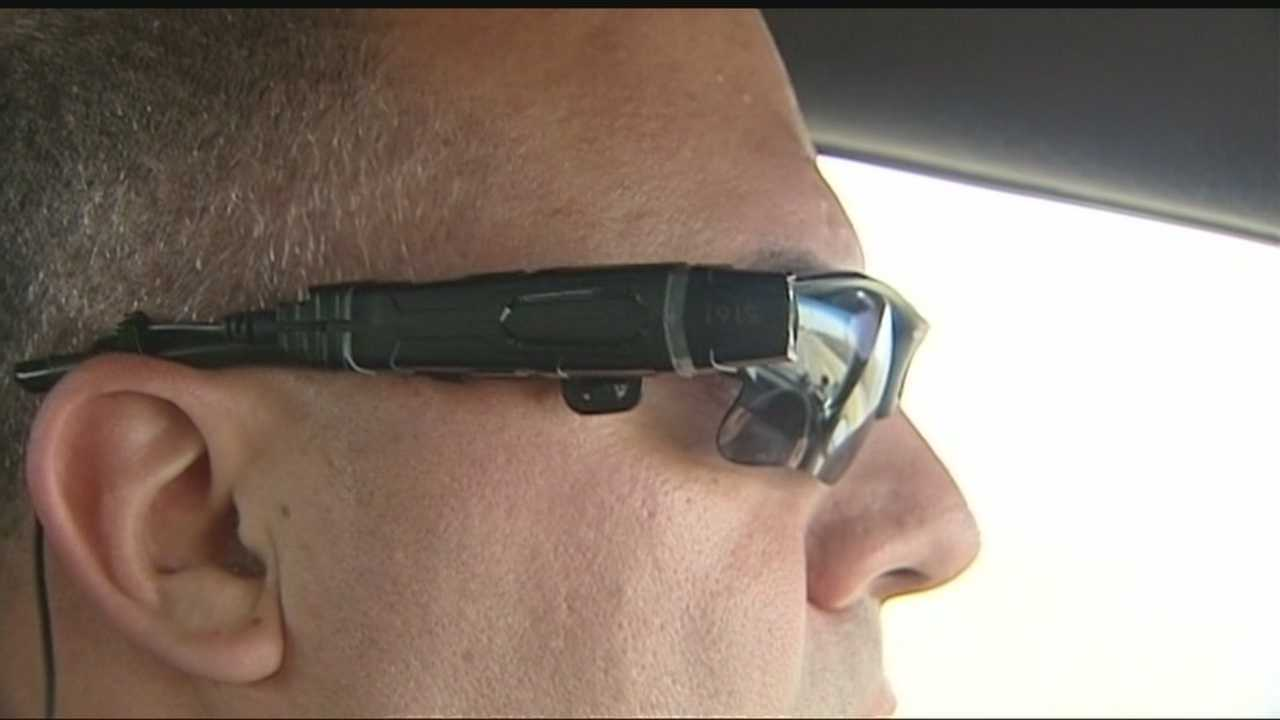 The Choctaw police department are introducing new body cams that will give a new view and help will help them fix what they may be doing wrong and re-enforce what they are doing right.