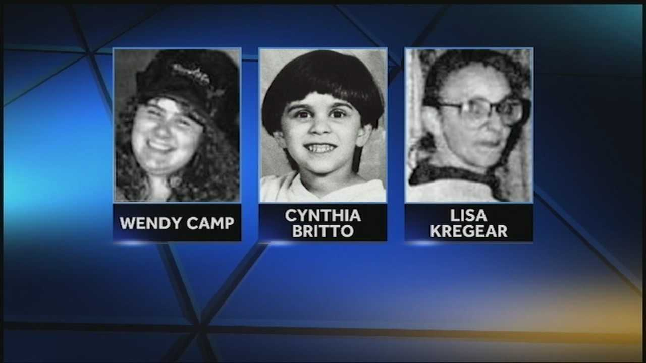 An arrest made in a nearly 22-year-old cold case, which is now a triple homicide.