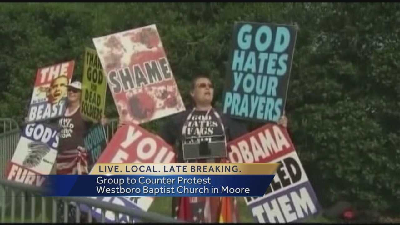 Group plans fundraiser to counter Westboro protest