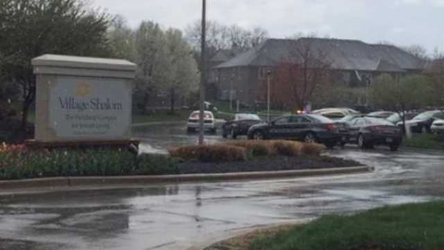 Village shoals parking lot Jewish center shooting