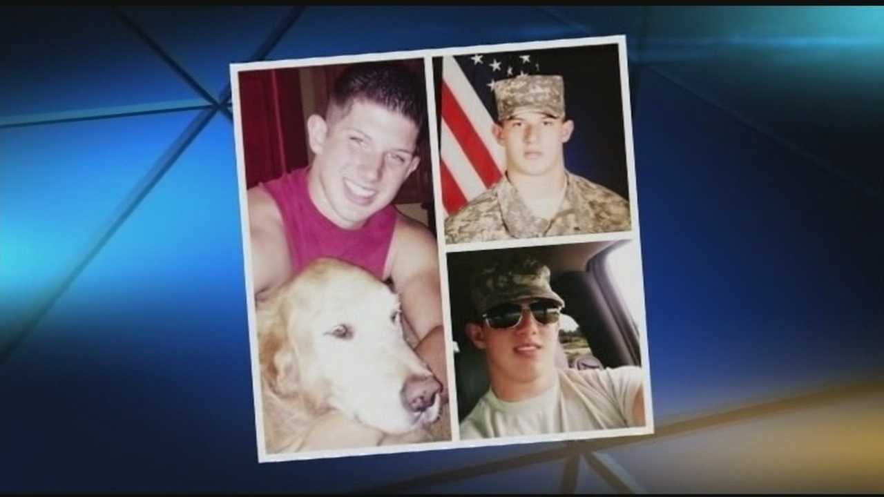 Oklahoma Sailor, home on leave, run over at party