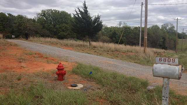 Body found buried in backyard of Norman home