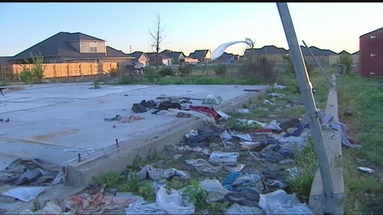 Help for Moore tornado victims