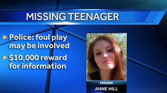 Police suspect foul play in girl's disappearance in Oklahoma City