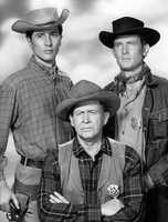 Outlaws aired on NBC starring Barton MacLane as a U.S. marshal who operated an Oklahoma Territory near Stillwater. The program aired for two seasons.