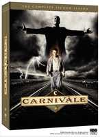 Carnivale ran on HBO for two seasons from 2003-2005. The show is set in the United States during the Dust Bowl and starts Nick Stahl and Clancy Brown. Stahl plays a character from Milfay, Oklahoma, who joins a traveling carnival when it passes through his hometown.