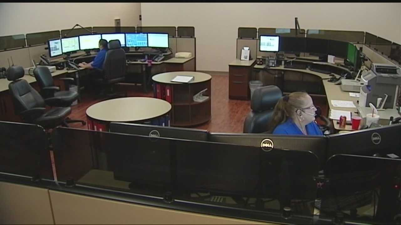 911 Dispatch calls from May 20th