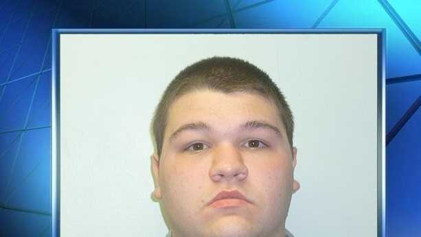 Caleb Mclemore was arrested on suspicion of accessory after the fact to murder.