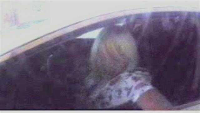 Surveillance video captures attempted theft
