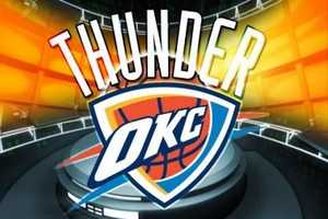 Which Thunder player came back from an injury unexpectedly this week?
