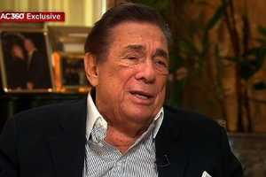 Donald Sterling. He also filed a $1 billion lawsuit against the NBA on Friday. Click here to see more.