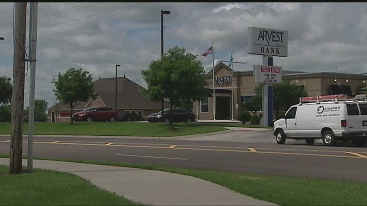 Police are investigating three different serial robbers who have hit banks in Edmond, Moore and Oklahoma City