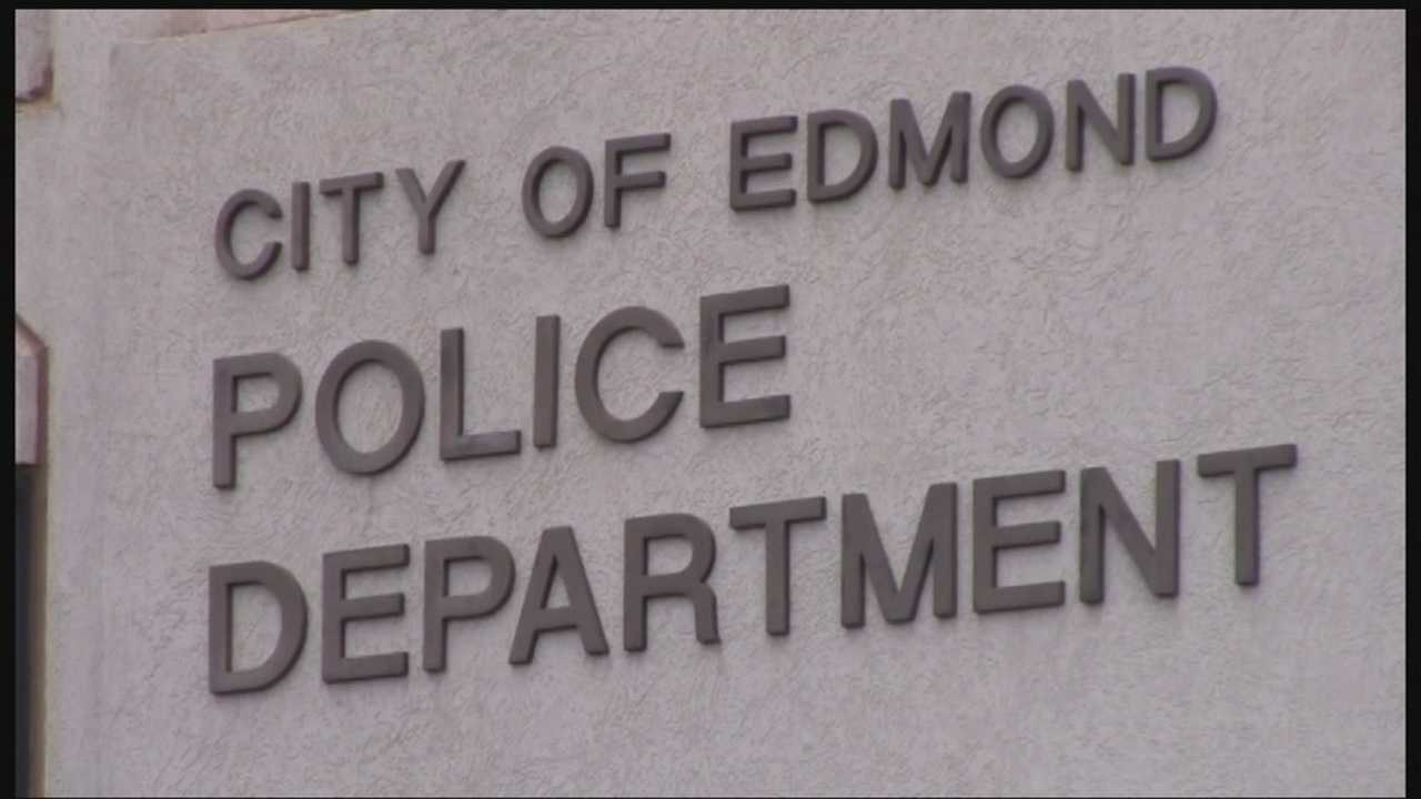A former Edmond police officer sues the city over wrongful conviction.