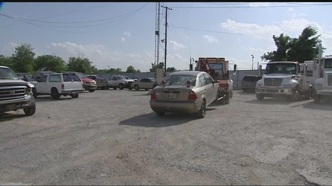 A police slip up causes an impounded car to be sold without the owner's knowledge.