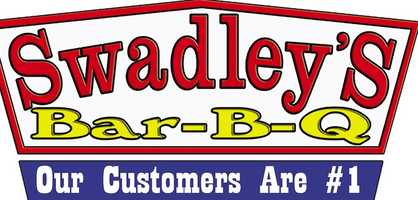 "Swadley's - 3 votes.""Swadleys is awesome!! Love their beans and BBQ is out of site. I crave it!!"" said Samantha Visser."