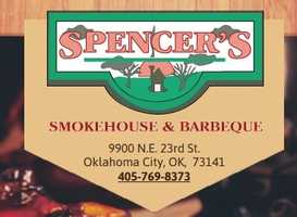 Spencer's - 1 vote