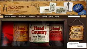 "Head Country - 1 vote""Can't beat it anywhere!"" said Alta DeShields."