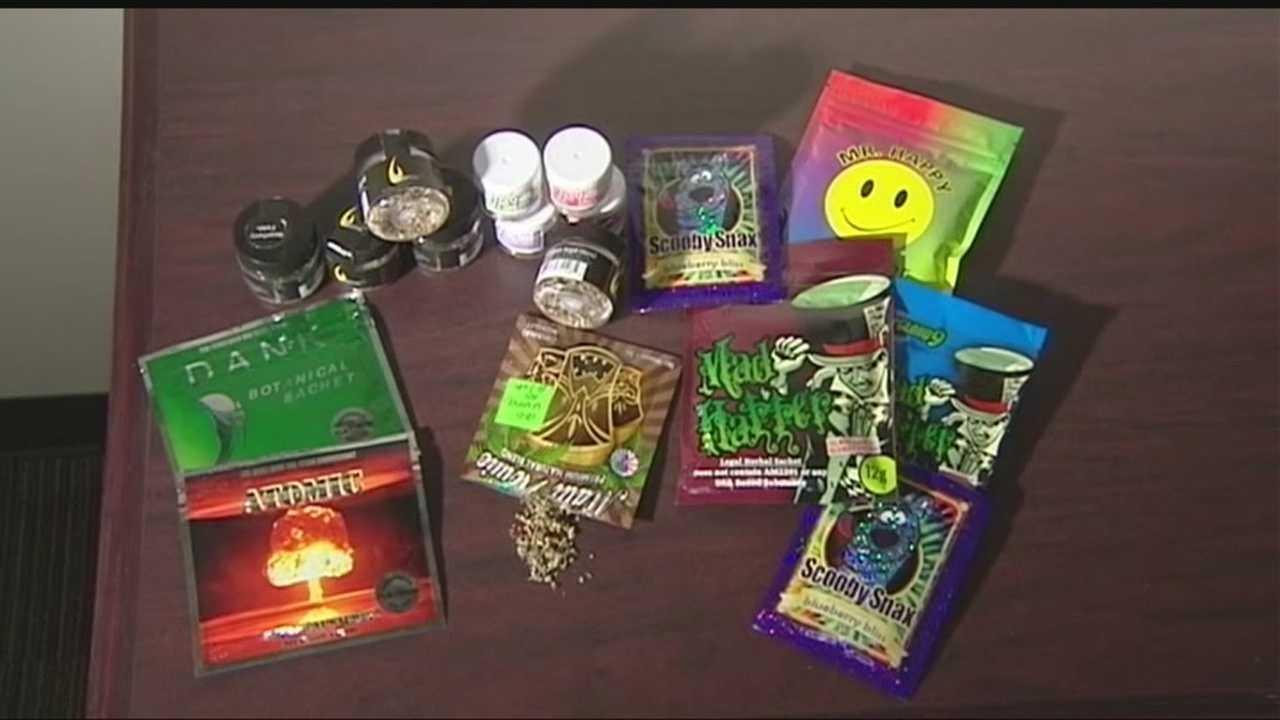 Law enforcement discusses synthetic drug effects