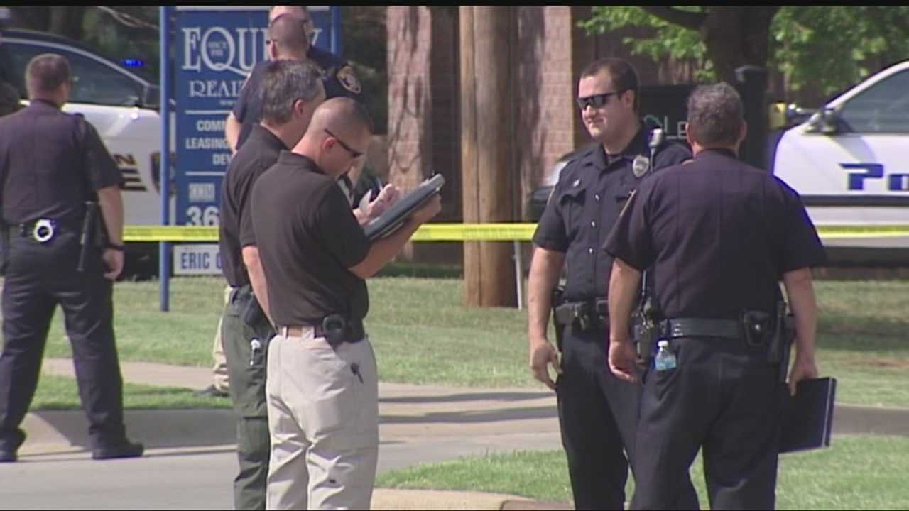 Norman police are investigating an officer involved shooting.