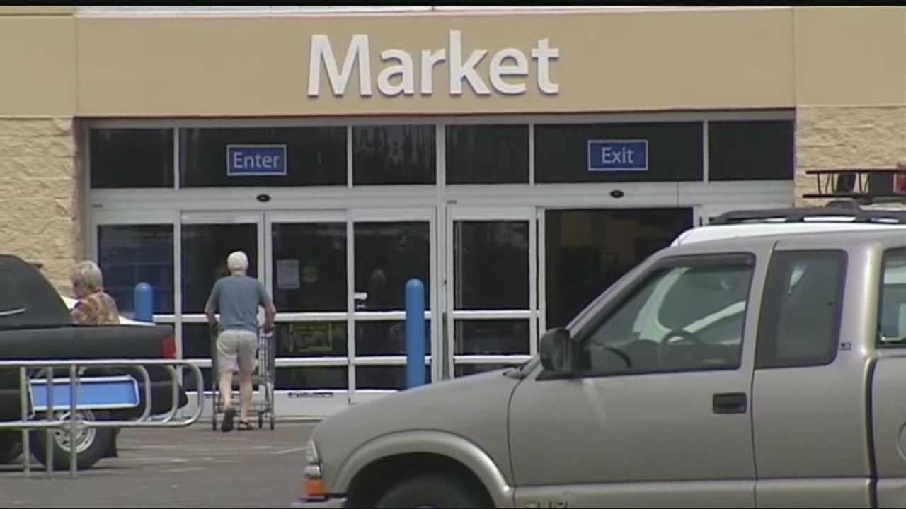 Residents in one Norman neighborhood are upset with the retailer's plans to build a third Supercenter near them.