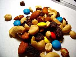Aug. 31: National Trail Mix Day