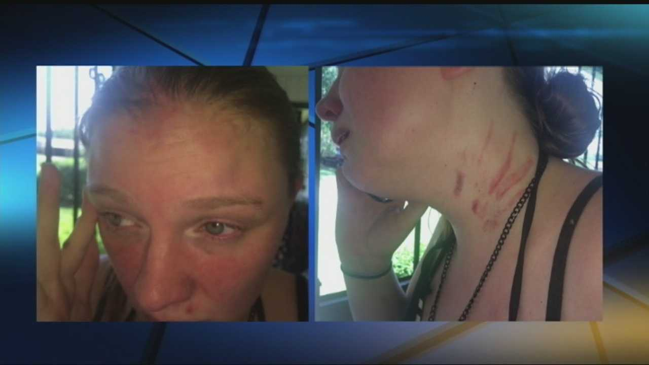 Shawnee mom takes daughter's abuse to Facebook