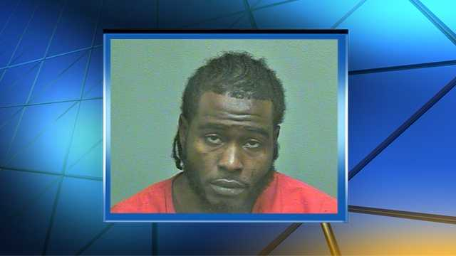 Ricky Knowles is accused of shooting two people on Monday night at a southwest Oklahoma City apartment complex.