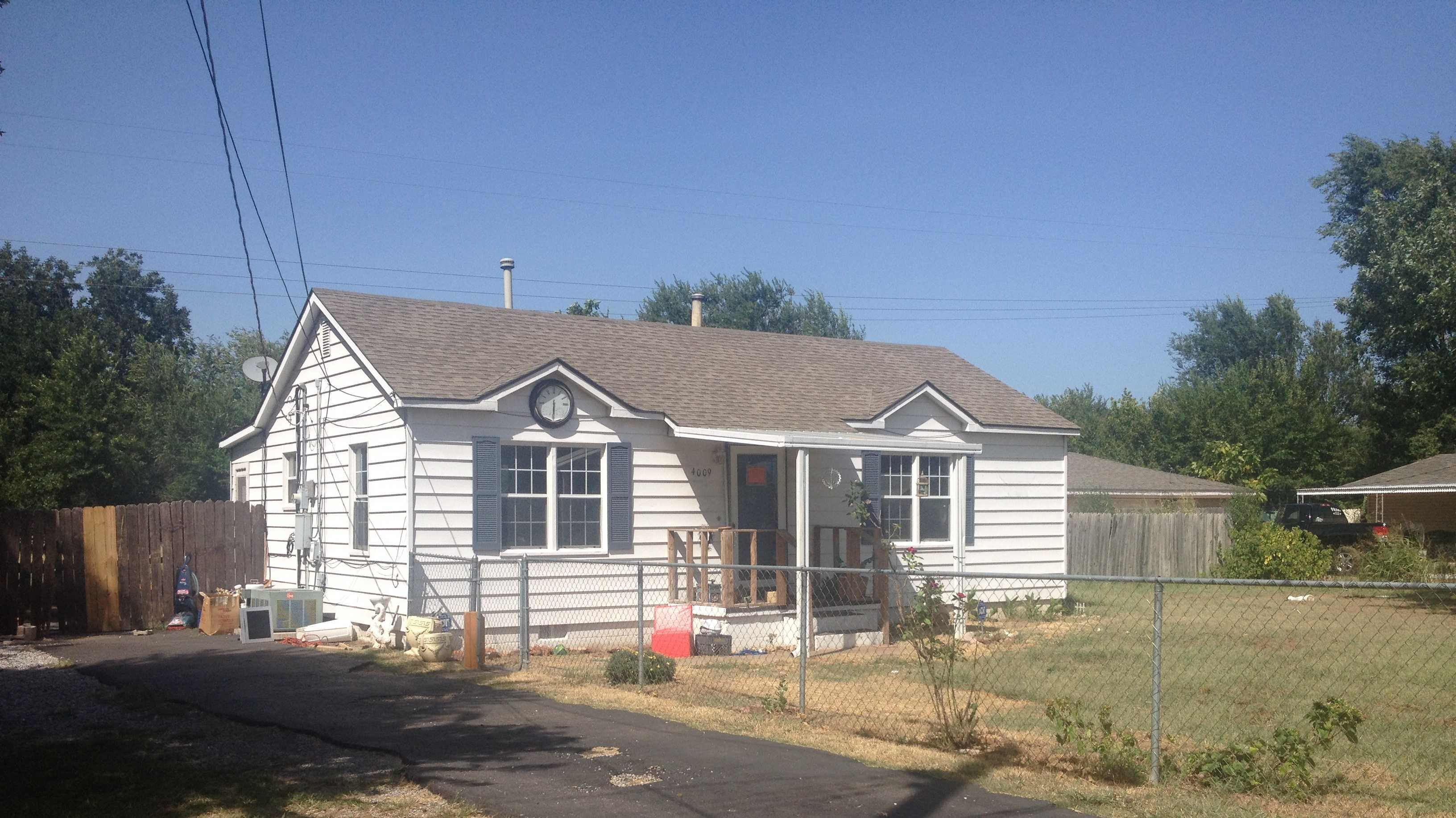 Del City rent house at center of conflict