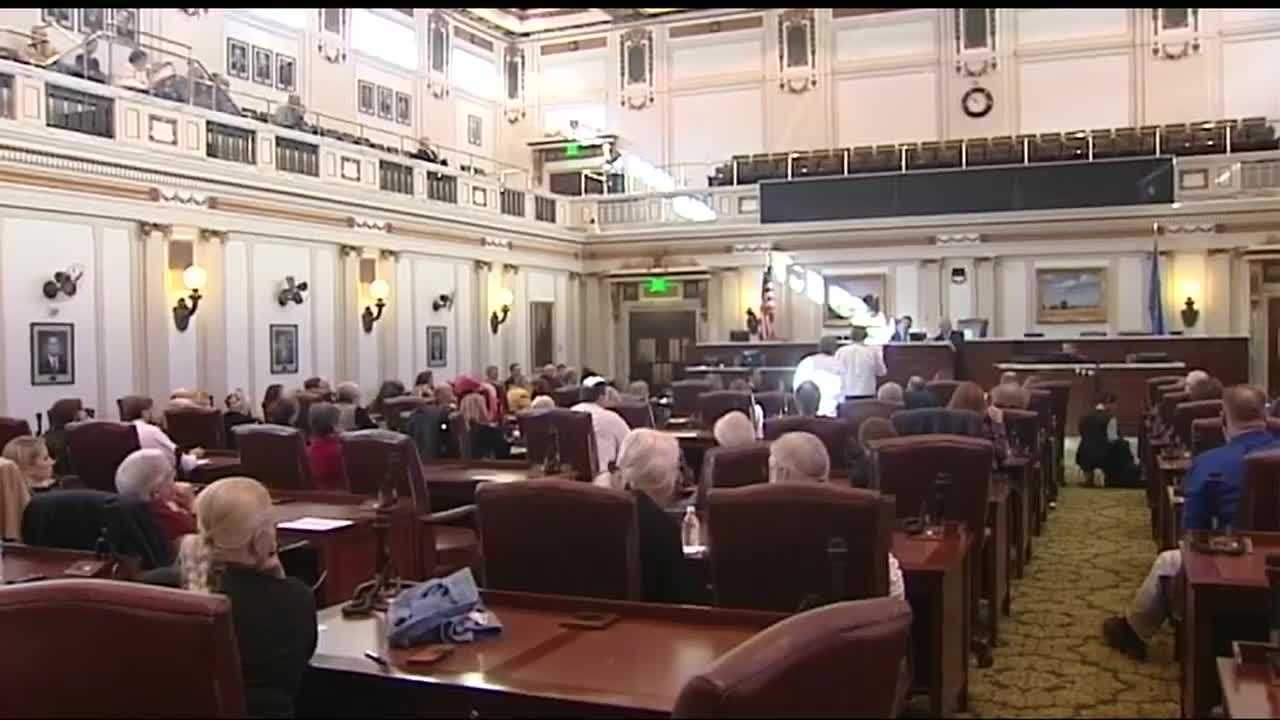 State leaders hold earthquake hearing Oklahoma Capitol
