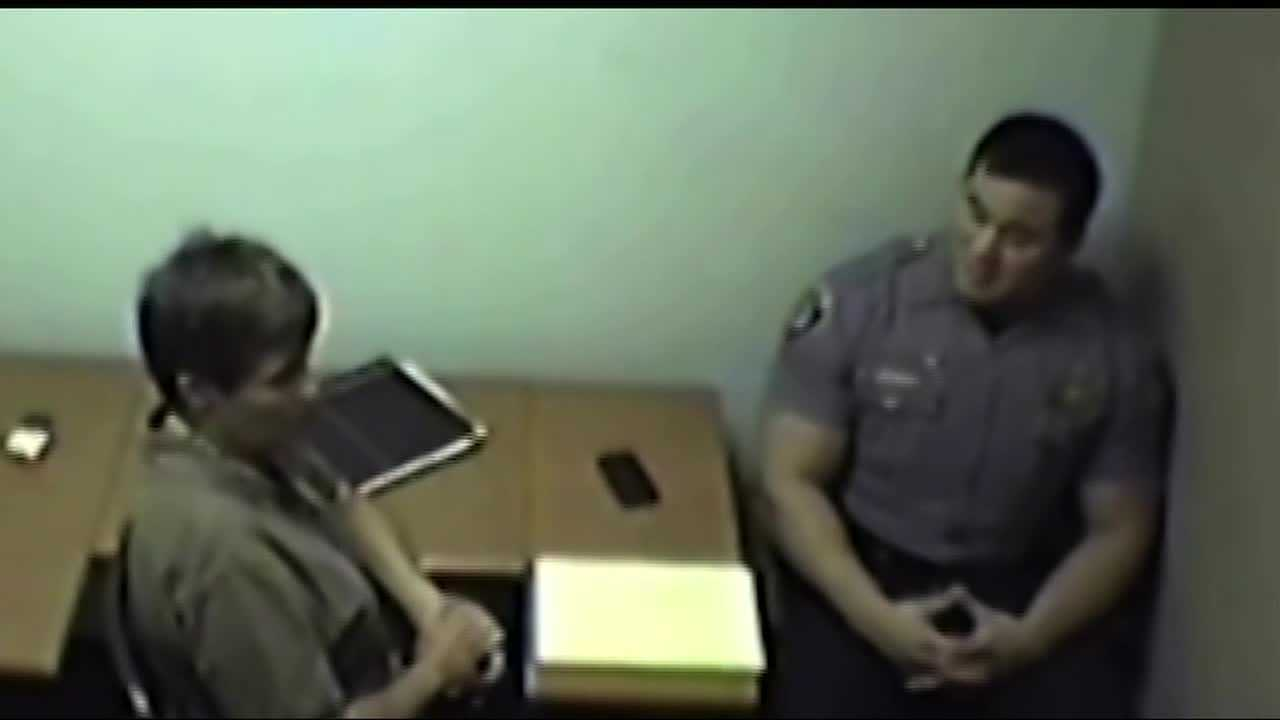 The interrogation that led to Daniel Holtzclaw's downfall