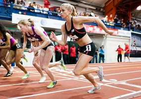 Maggie Vessey, 30, of Aptos, is expected to compete in the 2012 Summer Olympic games in London. She runs the 800-meter race. Read the full story here.