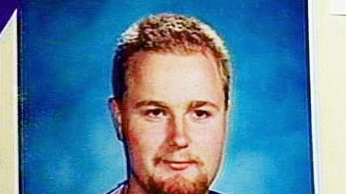 Kristopher Olinger, 17, was murdered in 1997.