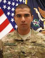 "Army Spc. Vilmar Galarza Hernandez was ""the model soldier,"" according to his Army commander, Brandon Wohlschlegel. ""Under some of the most difficult conditions I have ever seen, Spc. Galarza Hernandez was always doing the right thing. He was a rock that we could all depend on in any situation. Hernadez was the kind of guy that I would follow anywhere knowing he was in the lead,"" Wohlschlegel said."