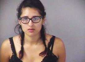 Sandra Arias, 28, of Morgan Hill,was arrested in connection to a June 16 hit-and-run crash that left a 22-year-old Morgan Hill man, Joshua Valdez, in a coma and clinging to life.